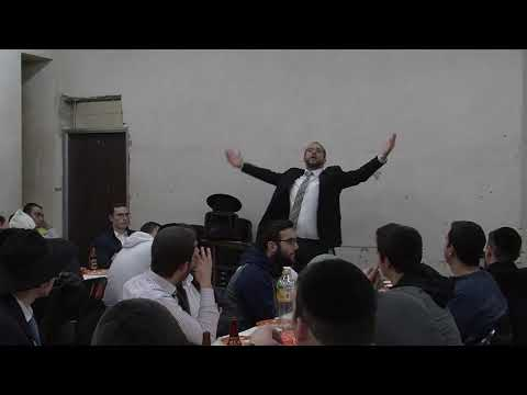 Rav Gav at Jerusalem Chillzone