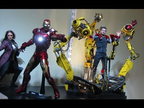 How To Fix/Repair Hot Toys Clothing, Broken Joints, and Armor