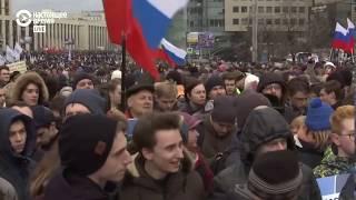 Митинг за свободу интернета в России   10.03.19