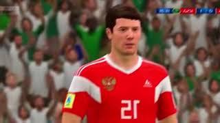 FIFA World Cup 2018 Russia vs. Saudi Arabia 14th June 2018 -Full Match
