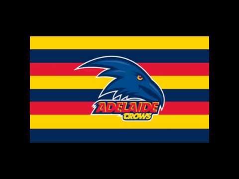 Adelaide Crows Club Song [Lyrics]