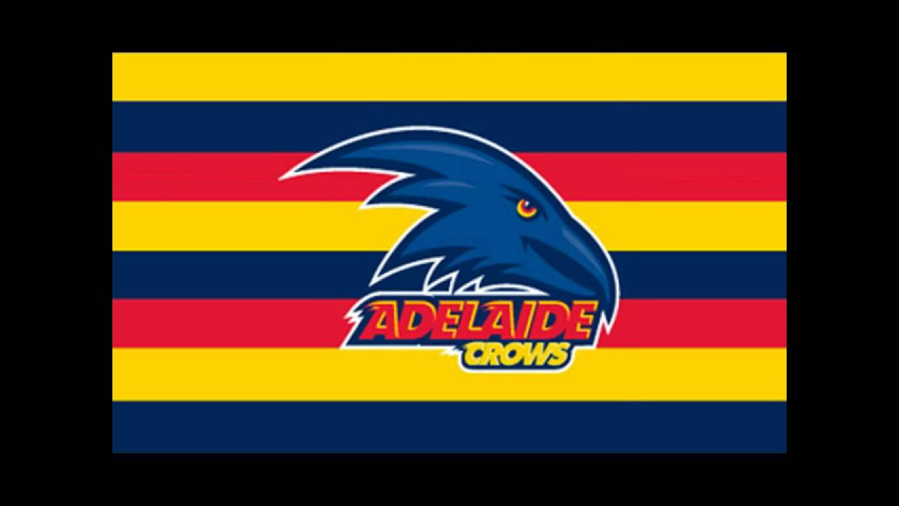 Adelaide Crows Club Song Lyrics Youtube