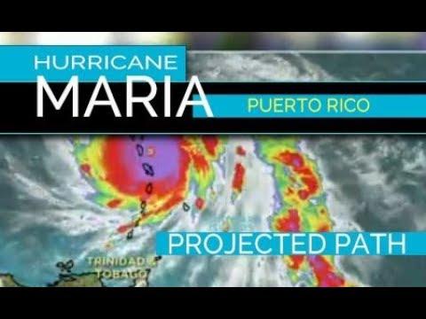 Live stream  hurricane Maria Puerto Rico 09/20/2017