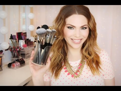 Sephora Collection PRO Makeup Brushes ☆ Review + Recommendations PART 1 ☆ Face | BeautyBuzzHub