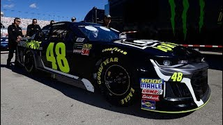 Miller: Nascar To Combine Inspection Times At Martinsville