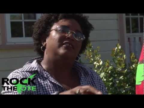 Rock The Block: Know Your Candidate - Mia Mottley