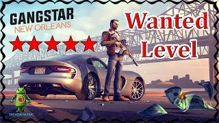 GANGSTAR NEW ORLEANS - 5 STAR WANTED LEVEL GAMEPLAY