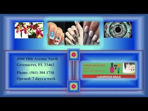 Manicures and Pedicures Spa Salon near Royal Palm Estates, FL   Best Mani Pedi
