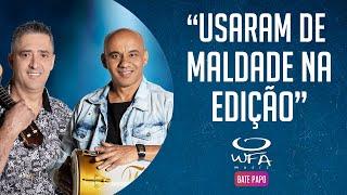 Matéria SENSACIONALISTA da Record sobre o EXALTA | Bate Papo WFA Music