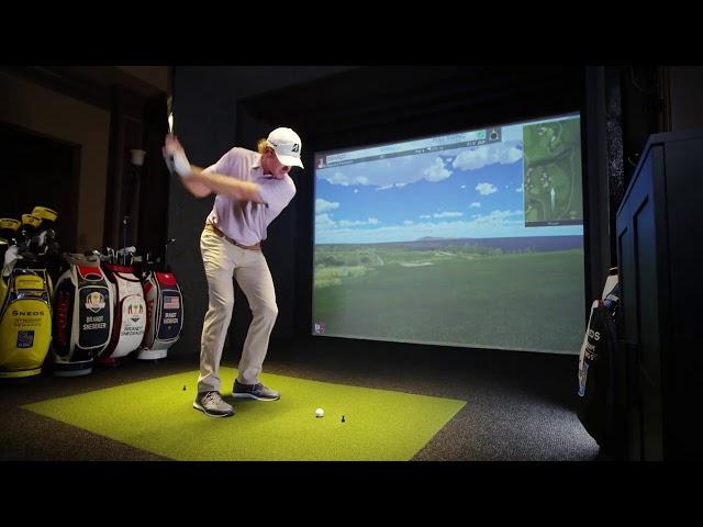 Brandt Snedeker On How Full Swing Simulators Gives Him More Time