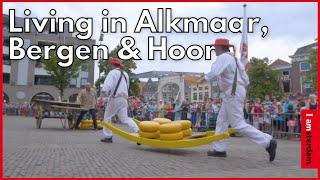 Alkmaar, Bergen & Hoorn