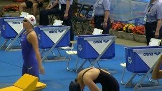 第88回日本選手権水泳競技大会 (東京辰巳国際) 女子 200m 平泳ぎ 予選 0...
