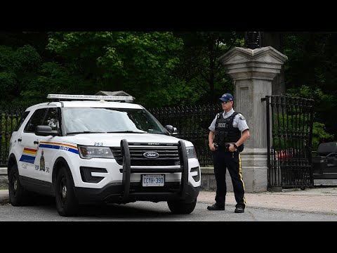 Armed man who accessed Rideau Hall grounds arrested