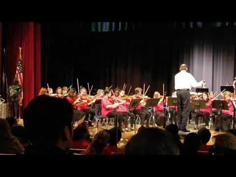 2019 Christmas Concert Landstown Middle School(1)