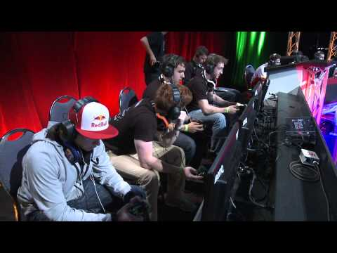 OpTic Gaming Vs Icons Evil - Game 3 - CWR1 - MLG Anaheim 2013