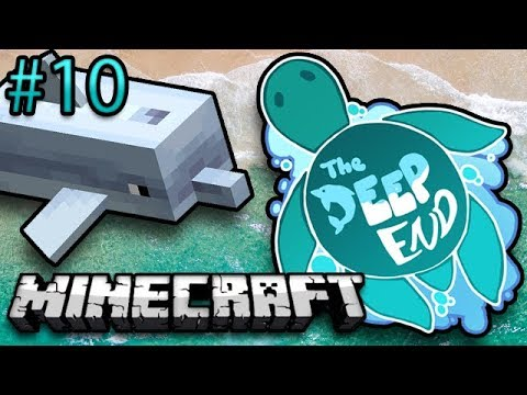 Minecraft: The Deep End Ep. 10 - The Super Pick
