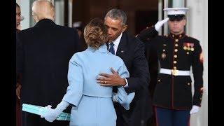 Melania Trump follows Barack Obama on Twitter & her Husband Is Mad!