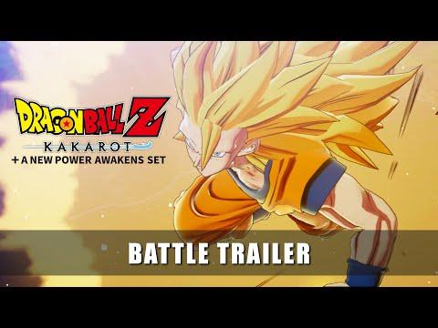 DRAGON BALL Z: KAKAROT - Battle Trailer