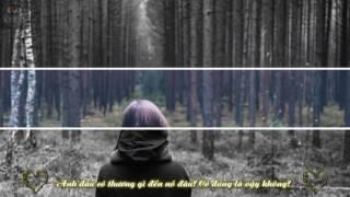 Thôi! Em Đành Buông - Shinna Vy ft. Như Hana [Video Lyricsᴴᴰ]