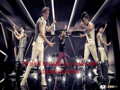 SHINee - Lucifer [English Version//Cover]