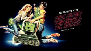 Miss Kittin & The Hacker - Electronic City (Electric Dreams video)