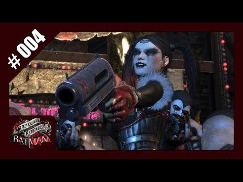 HARLEY QUINN'S REVENGE #004 - Das Pumpenhaus [HD+] | Let's Play Batman Arkham City
