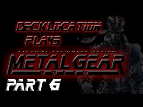 Metal Gear Solid Part 6 - PSG1 Backtracking