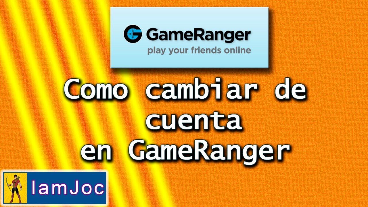 how to delete gameranger account
