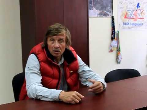 Восхождение на вершину Аннапурна с Глебом Соколовым в 2012