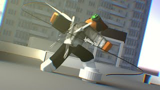 ROBLOX Parkour - Run #21 (Grappler)