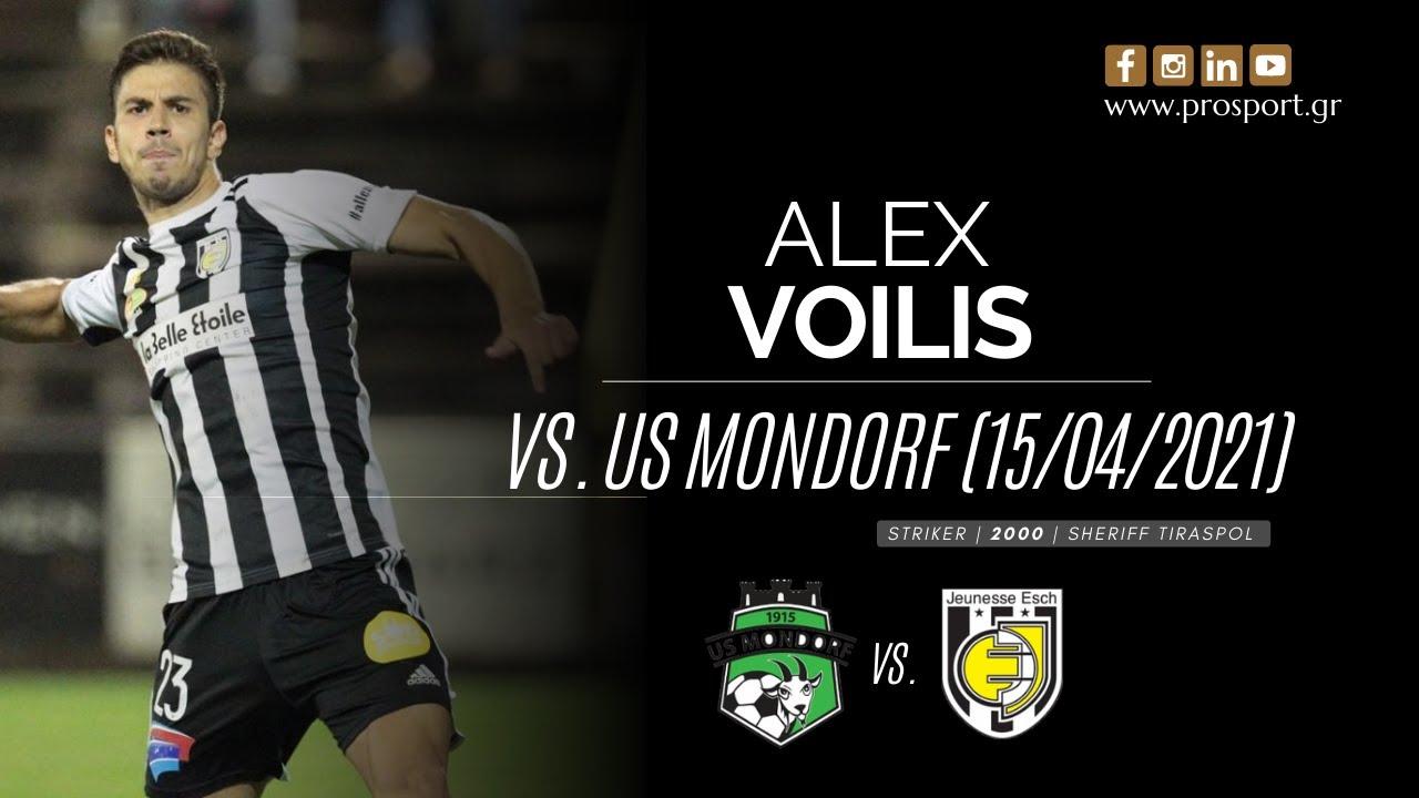 Alex Voilis - Amazing winning goal vs. Mondorf