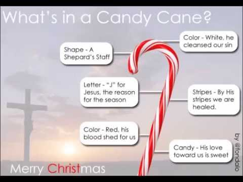 The Christmas candycane story.