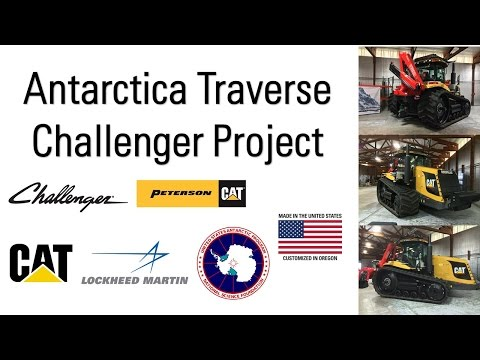Building a Challenger for Antarctica