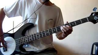 RHCP - Apache Rose Peacock (Bass Cover)