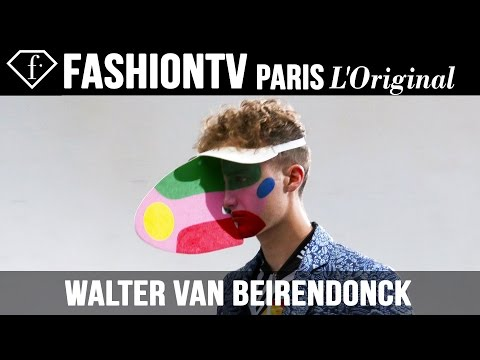 Walter Van Beirendonck Men: Designer's Inspiration | Paris Men's Fashion Week Fall 2014 | FashionTV - FashionTV  - zI4y03xIQ9E -