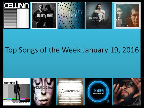 Top Songs of January 19, 2016