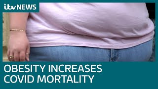 People who are overweight or obese being urged to shed the pounds after a new public health england (phe) review found dramatic rise in risk of hos...