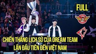 [LCK 2019 Finals] SKT vs GRF FULL Hightlights | Faker và Dream Team chính thức đến Việt Nam dự MSI