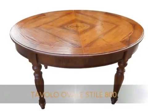 La commode produzione di mobili classici artigianali youtube for Produzione mobili classici