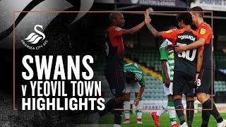⚽️ Pre-season Highlights | Yeovil Town 1 - 2 Swansea City
