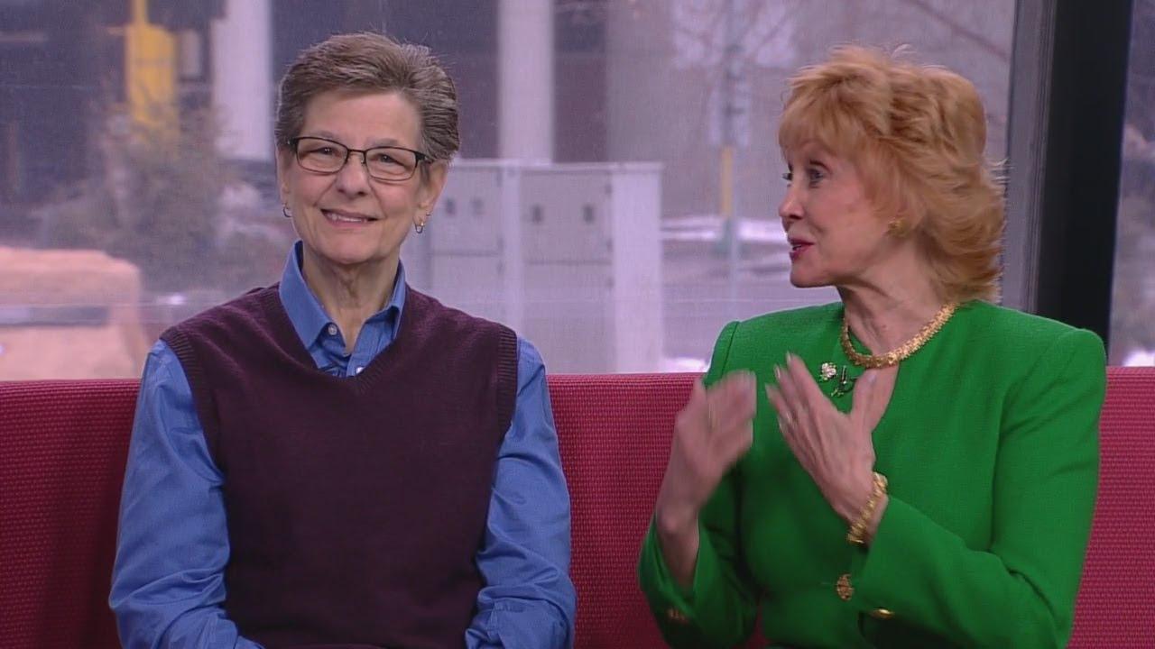 Nancy Carlson Talks Donating Kidney To Save Close Friend