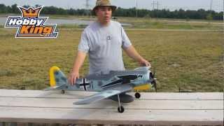 FW190 Focke Wolf 1.4m EPO (ARF)