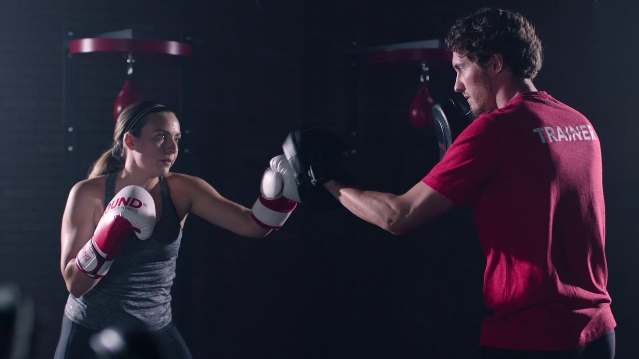 Check out 9Round at 24 Hour Fitness