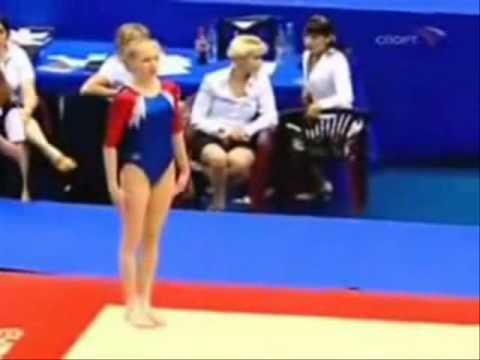 Yulia Lozhecko 2007 Floor Exercise D Score Guide (2009-2012 CoP ... 96fd1a0dd8