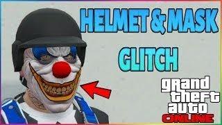 NEW - MASK+HAT+GLASSES GLITCH (GTA 5 ONLINE) PS4