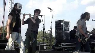 """Ballo in Fa diesis min"" Kalevala live in Bagnatica at Fosch Fest 30-7-2011"