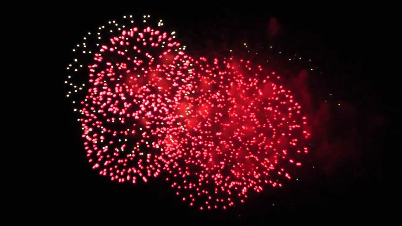how to say fireworks in japanese