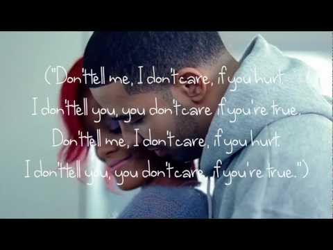 Take Care - Drake Ft Rihanna Lyrics (HD)