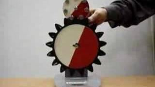 Цевочный механизм
