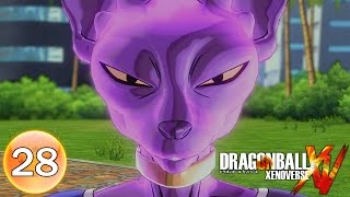 Powerful God of Destruction Beerus - Dragon Ball Xenoverse - Part 28